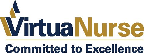 Virtua logo shop